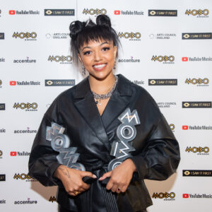 Winner - Mahalia - MOBO Awards 2020 Credit: Michael Tubes
